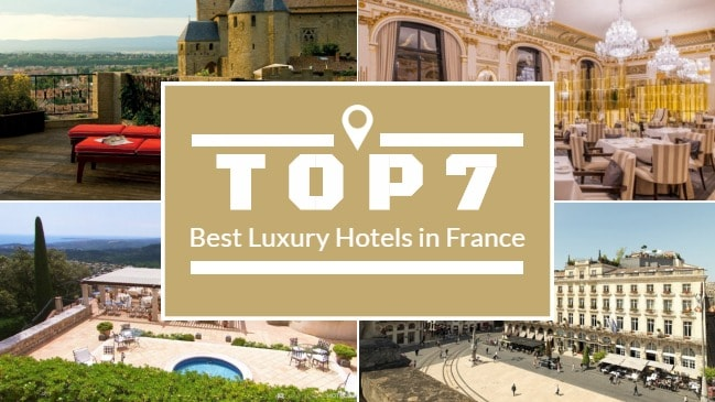 Best Luxury Hotels in France