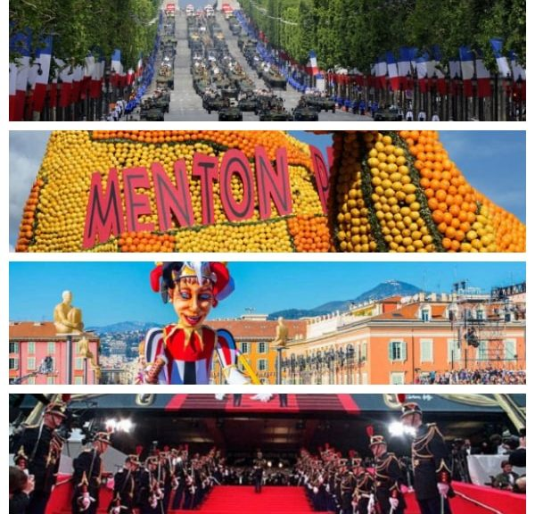 Most Amazing Festivals in France