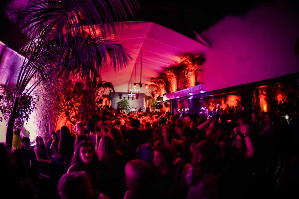 Clubs To Party In Bordeaux