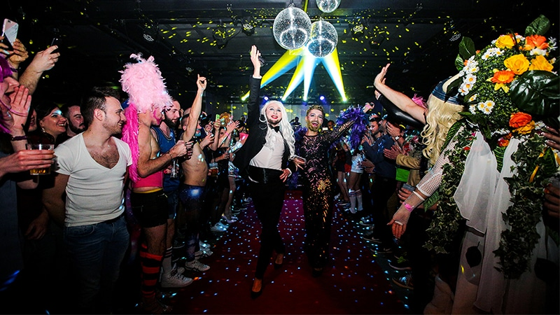 Clubs To Party In Lyon