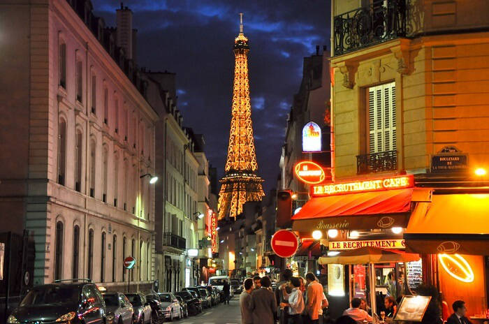 France Nightlife