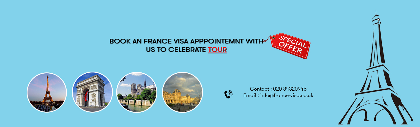 Apply France Visa Application Form | Schengen Visa Online